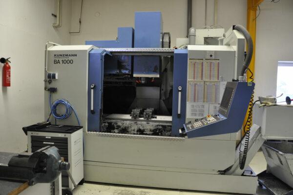 Fräsmaschine Kunzmann BA 1000
