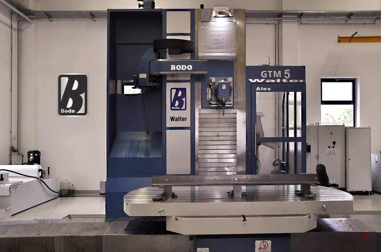 CNC-Bearbeitungszentrum GTM5