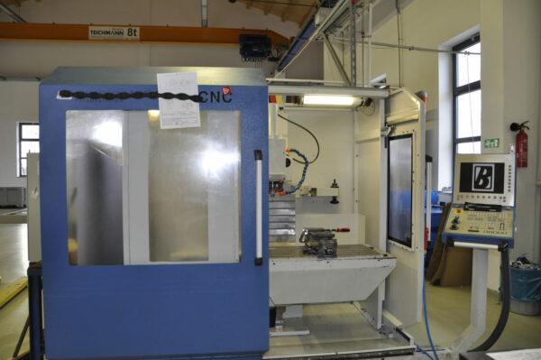 Fräsmaschine Kunzmann WF7