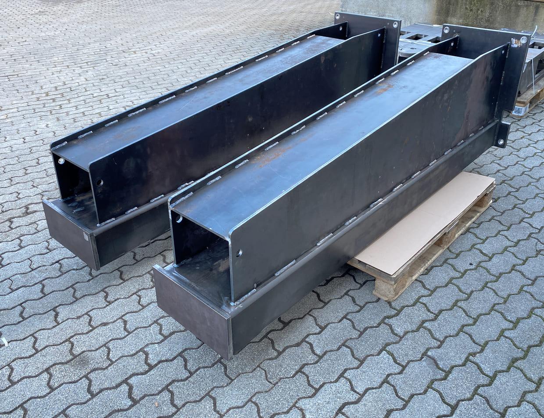 Fräsbearbeitung an Fräsmaschine GTM 5